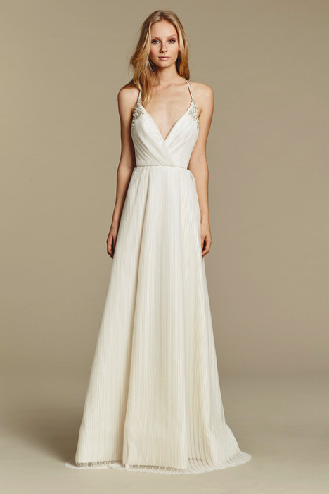 Cosmos gown from the 2016 Blush by Hayley Paige collection, as seen on Bride.Canada
