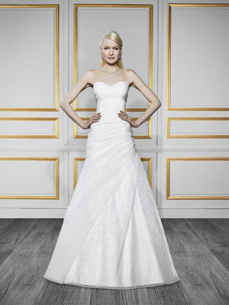 T724 gown from the 2016 Moonlight : Tango collection, as seen on Bride.Canada