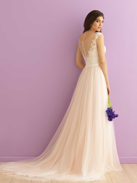 gown from the 2016 Allure Romance collection, as seen on Bride.Canada
