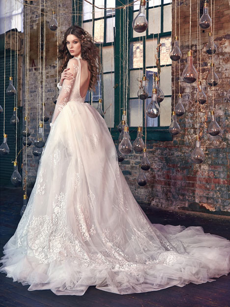 Snow White gown from the 2016 Galia Lahav collection, as seen on Bride.Canada