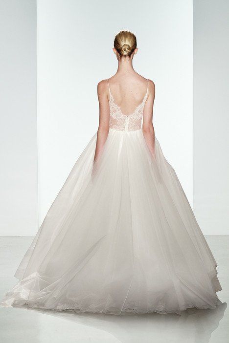 Penny (2) gown from the 2016 Christos collection, as seen on Bride.Canada