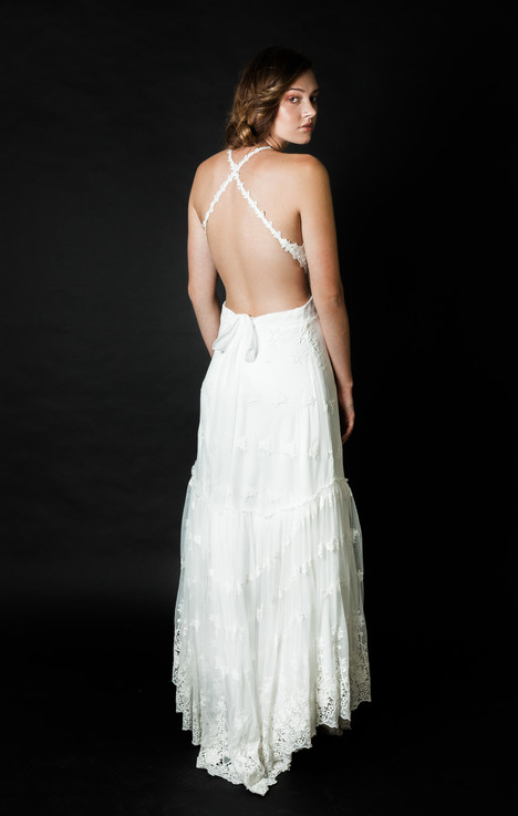 Kashmir (2) gown from the 2016 Claire La Faye collection, as seen on Bride.Canada