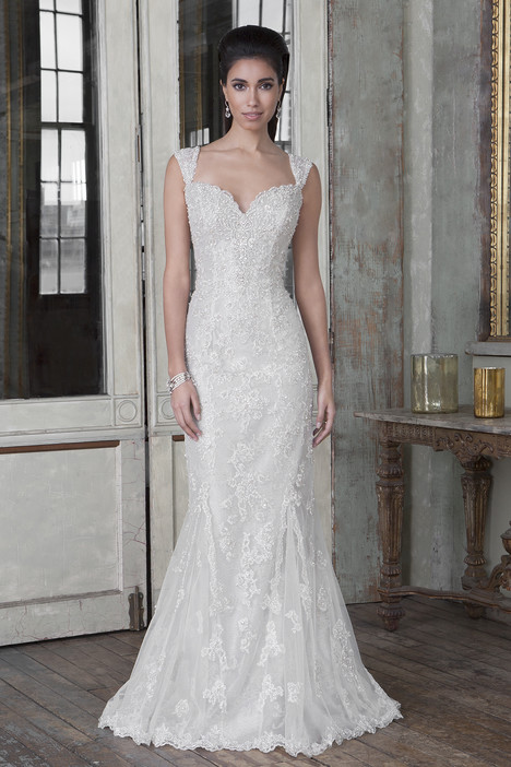 gown from the 2016 Justin Alexander Signature collection, as seen on Bride.Canada