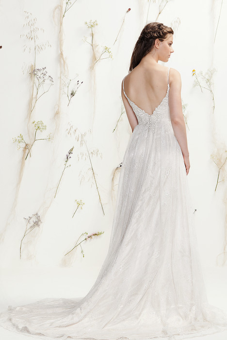 6395 (2) gown from the 2016 Lillian West collection, as seen on Bride.Canada