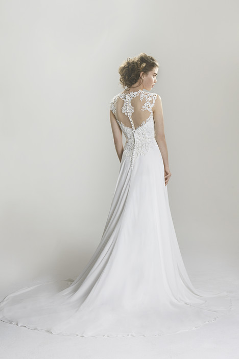 6398 (2) gown from the 2016 Lillian West collection, as seen on Bride.Canada