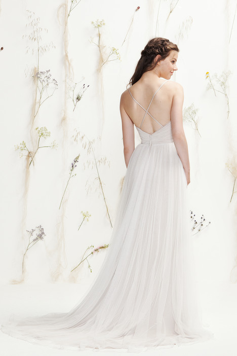 6417 (2) gown from the 2016 Lillian West collection, as seen on Bride.Canada