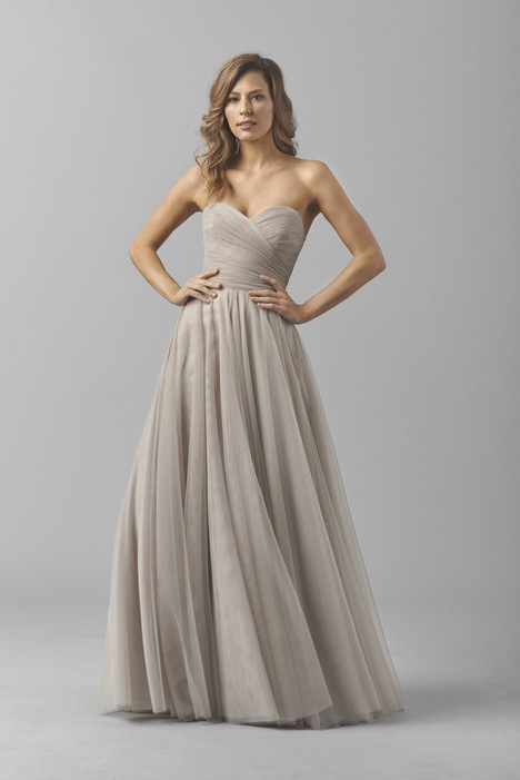 Liz gown from the 2016 Watters Bridesmaids collection, as seen on Bride.Canada
