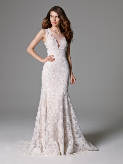 Ashland gown from the 2015 Watters Brides collection, as seen on Bride.Canada