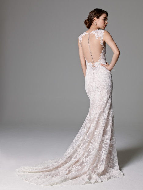 Ashland (2) gown from the 2015 Watters Brides collection, as seen on Bride.Canada