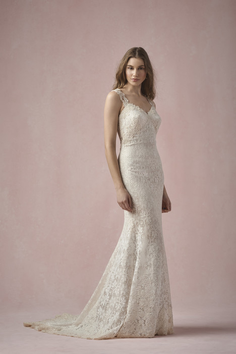 Maci gown from the 2015 Watters: Willowby collection, as seen on Bride.Canada
