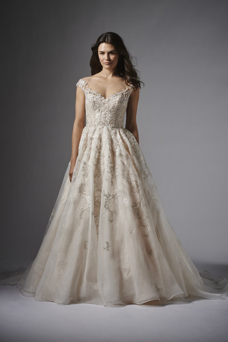 Audrey gown from the 2015 Wtoo Brides collection, as seen on Bride.Canada
