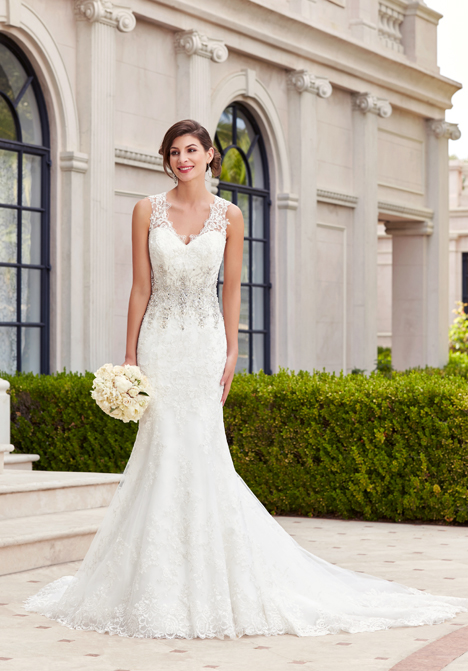 Rita gown from the 2016 KittyChen collection, as seen on Bride.Canada