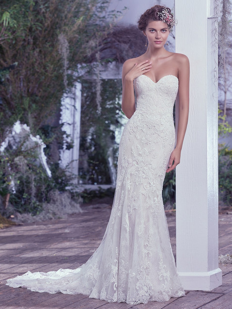 Mirelle gown from the 2016 Maggie Sottero collection, as seen on Bride.Canada
