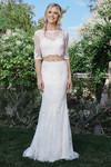 Lillian West 6441 (top + skirt)