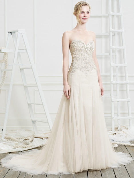 BL201 Destiny gown from the 2016 Beloved By Casablanca collection, as seen on Bride.Canada