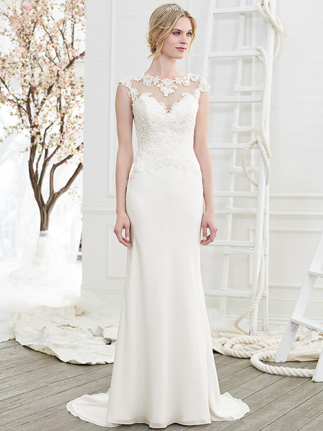 BL206 Joy gown from the 2016 Beloved By Casablanca collection, as seen on Bride.Canada