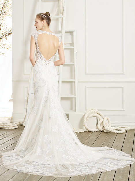 BL208 Jubilee (back) gown from the 2016 Beloved By Casablanca collection, as seen on Bride.Canada