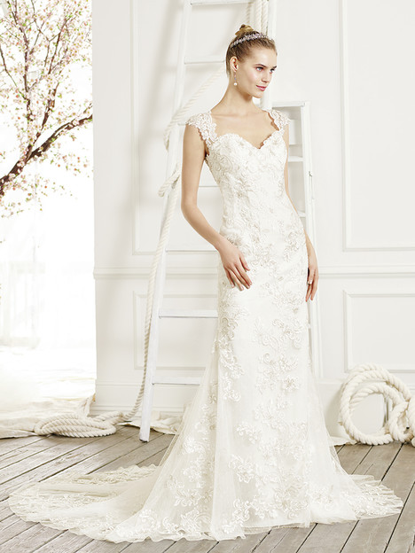 BL208 Jubilee gown from the 2016 Beloved By Casablanca collection, as seen on Bride.Canada