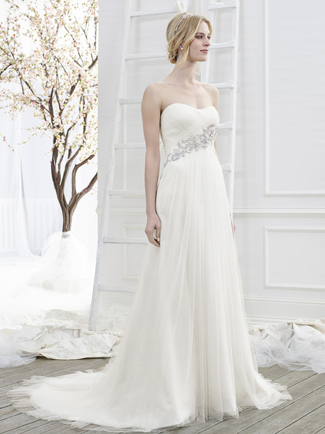 BL209 Admire gown from the 2016 Beloved By Casablanca collection, as seen on Bride.Canada