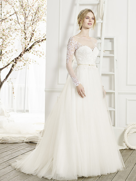BL213 Cherish gown from the 2016 Beloved By Casablanca collection, as seen on Bride.Canada