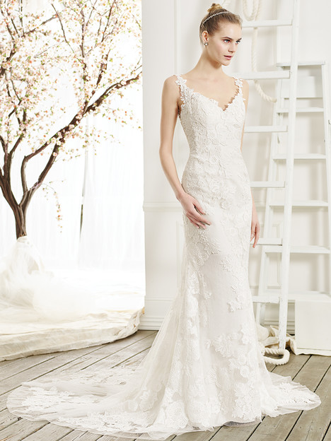 BL214 Sanguine gown from the 2016 Beloved By Casablanca collection, as seen on Bride.Canada