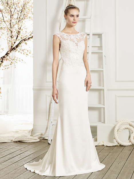 BL215 Serenity gown from the 2016 Beloved By Casablanca collection, as seen on Bride.Canada