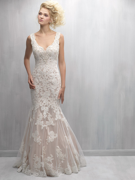 gown from the 2016 Madison James collection, as seen on Bride.Canada
