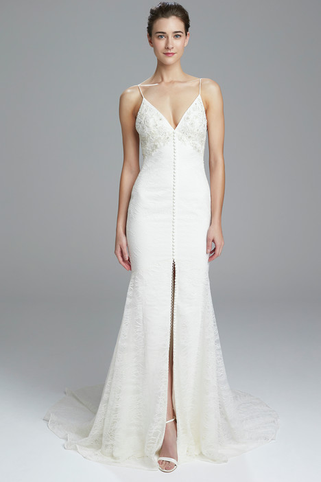 Gigi gown from the 2017 Kenneth Pool collection, as seen on Bride.Canada