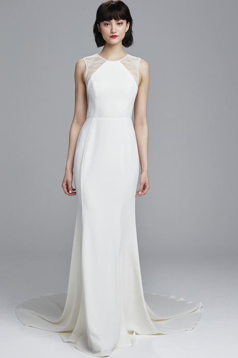 Bonnie gown from the 2017 Amsale Nouvelle collection, as seen on Bride.Canada