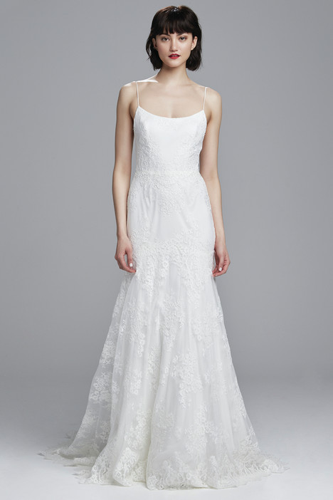 Gabby gown from the 2017 Amsale Nouvelle collection, as seen on Bride.Canada