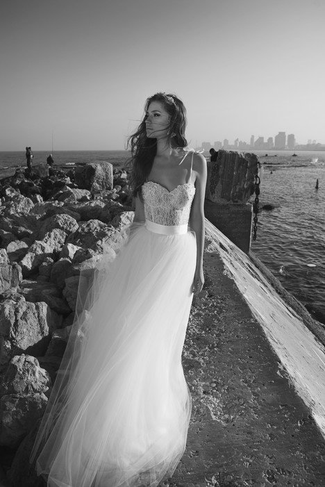 Aj101 gown from the 2017 A&J Collection collection, as seen on Bride.Canada