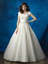 Allure Bridals: Allure Modest M543F