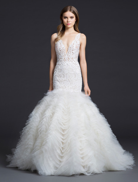 Lazaro wedding dresses gowns in canada for Where to buy lazaro wedding dresses