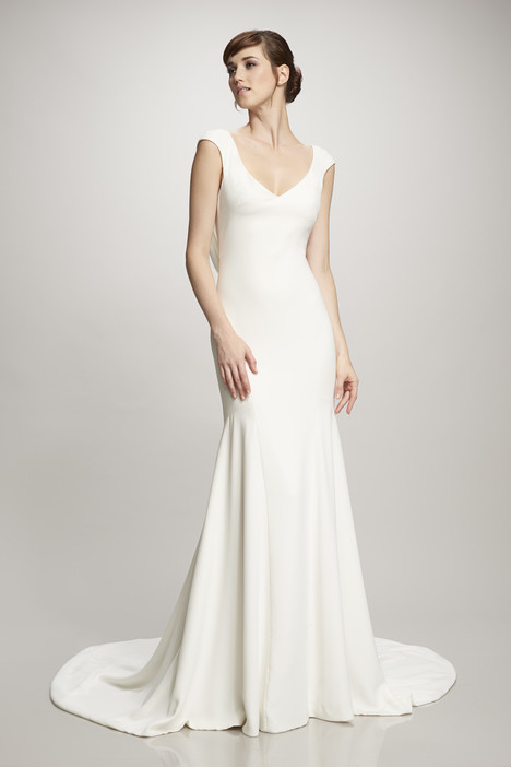 890234 gown from the 2016 Theia White Collection collection, as seen on Bride.Canada