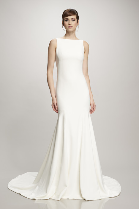 890238 gown from the 2016 Theia White Collection collection, as seen on Bride.Canada