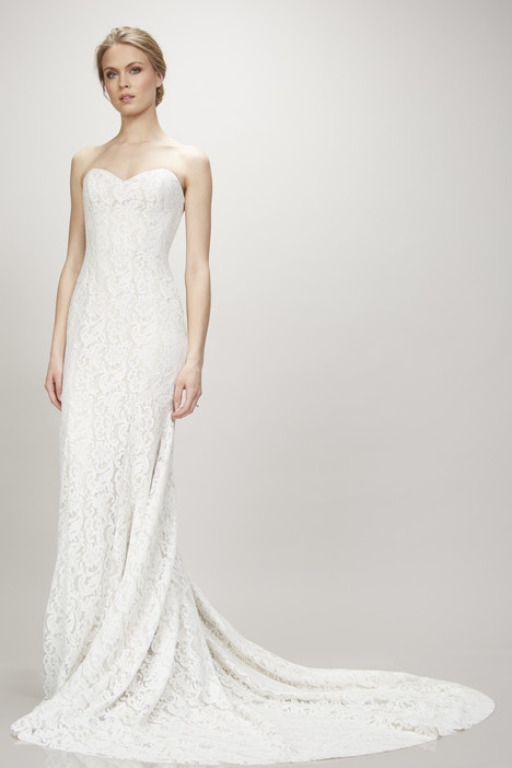 Sydney (890360) gown from the 2017 Theia White Collection collection, as seen on Bride.Canada