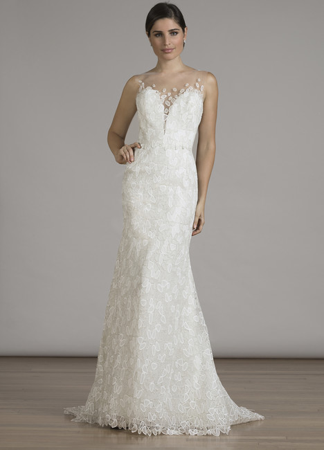 6848 gown from the 2016 Liancarlo collection, as seen on Bride.Canada