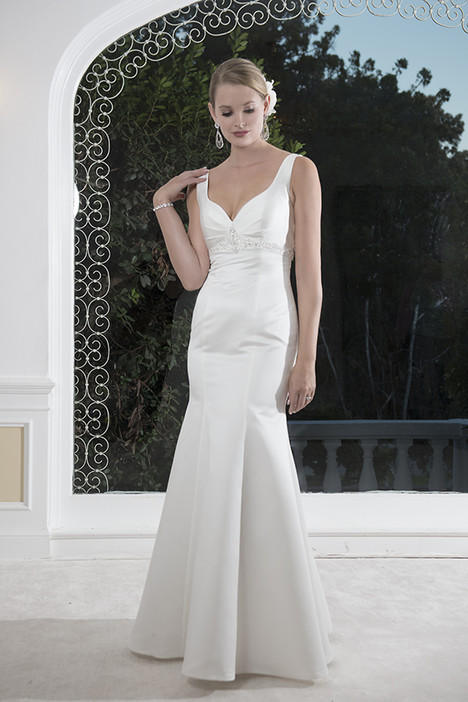 VN6910 gown from the 2016 Venus Informal collection, as seen on Bride.Canada