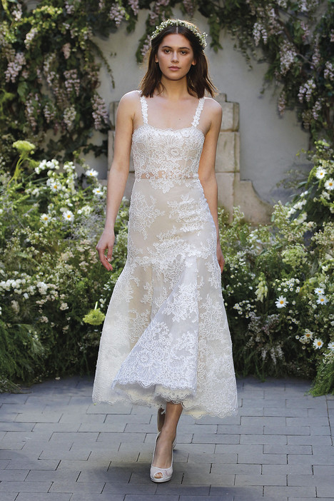 Shannon gown from the 2017 Monique Lhuillier collection, as seen on Bride.Canada