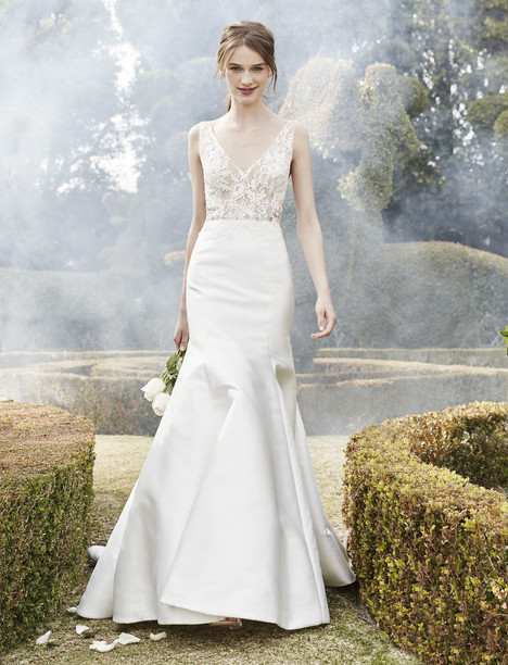 16212 gown from the 2016 Monique Lhuillier: Bliss collection, as seen on Bride.Canada