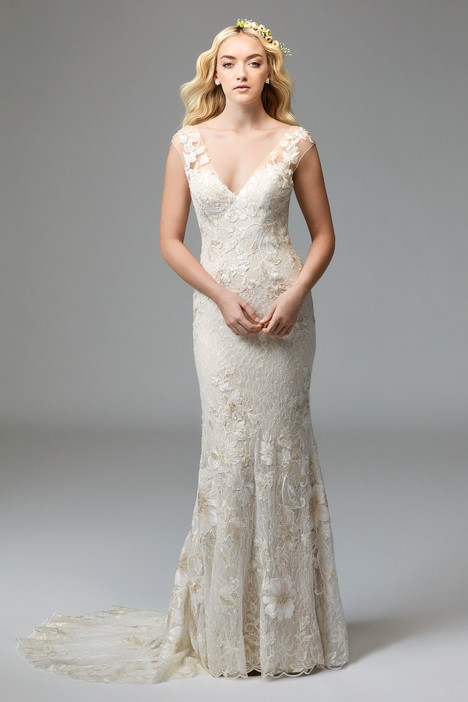 57110 gown from the 2016 Watters: Willowby collection, as seen on Bride.Canada