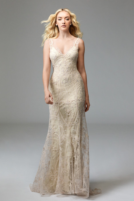 57619 gown from the 2016 Watters: Willowby collection, as seen on Bride.Canada