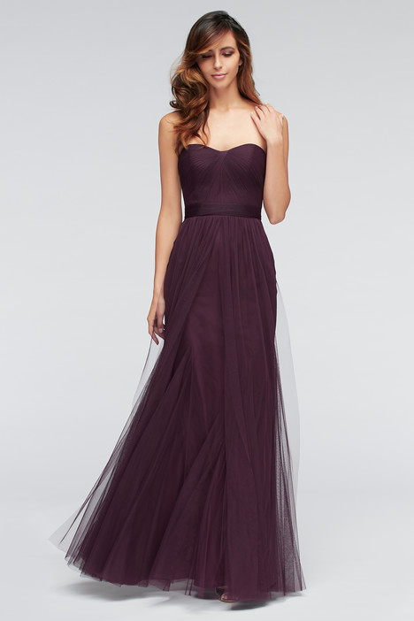 1307 (eggplant) gown from the 2016 Watters Bridesmaids collection, as seen on Bride.Canada
