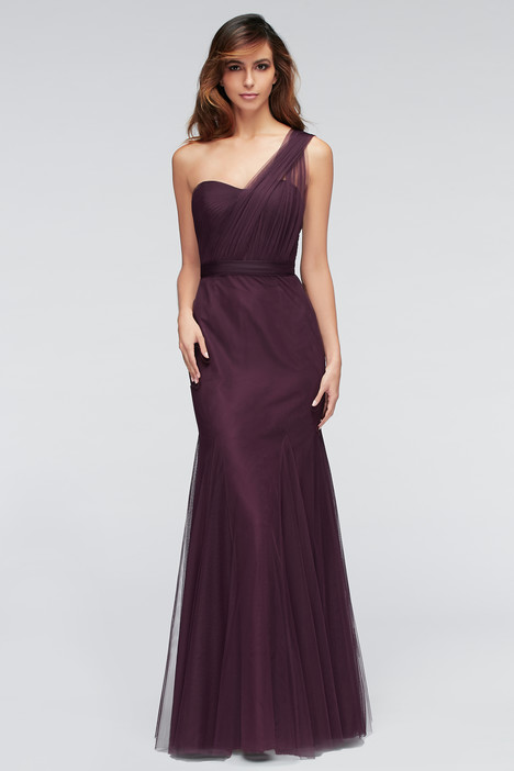 1307 (3) (eggplant) gown from the 2016 Watters Bridesmaids collection, as seen on Bride.Canada