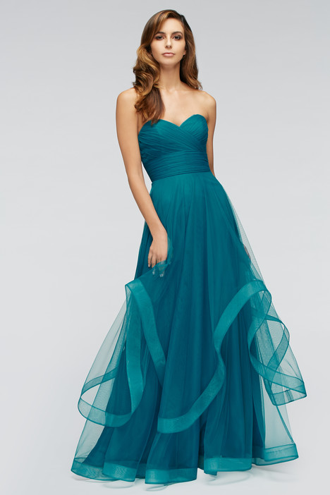 1310 gown from the 2016 Watters Bridesmaids collection, as seen on Bride.Canada