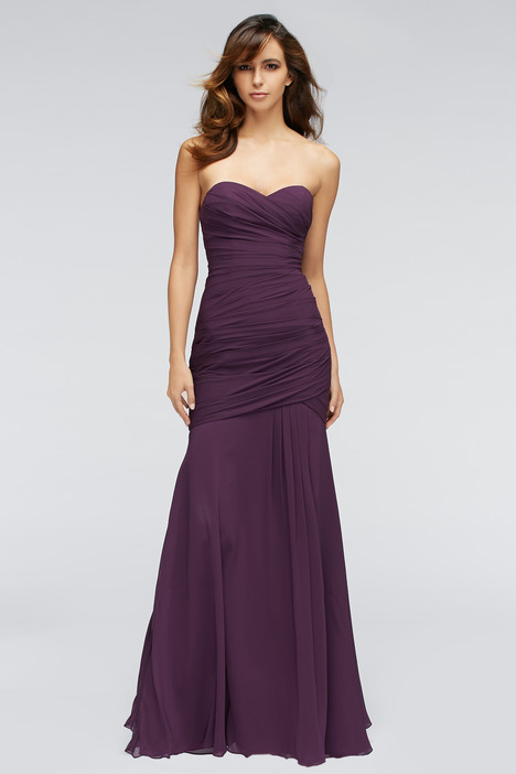 1502 gown from the 2016 Watters Bridesmaids collection, as seen on Bride.Canada
