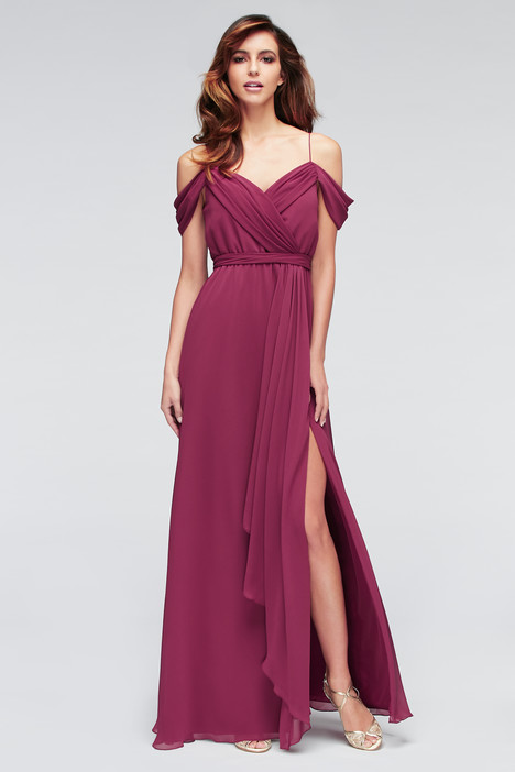 1504 gown from the 2016 Watters Bridesmaids collection, as seen on Bride.Canada