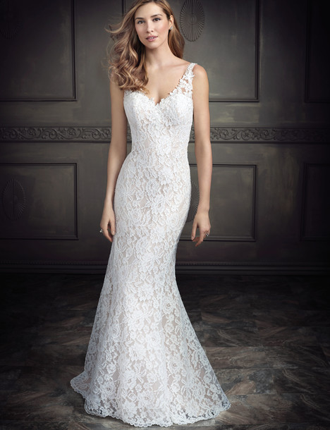 BE326 gown from the 2017 Ella Rosa collection, as seen on Bride.Canada