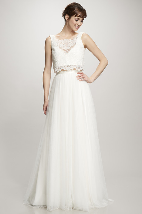 Tilly (skirt) (890329)  gown from the 2016 Theia White Collection collection, as seen on Bride.Canada