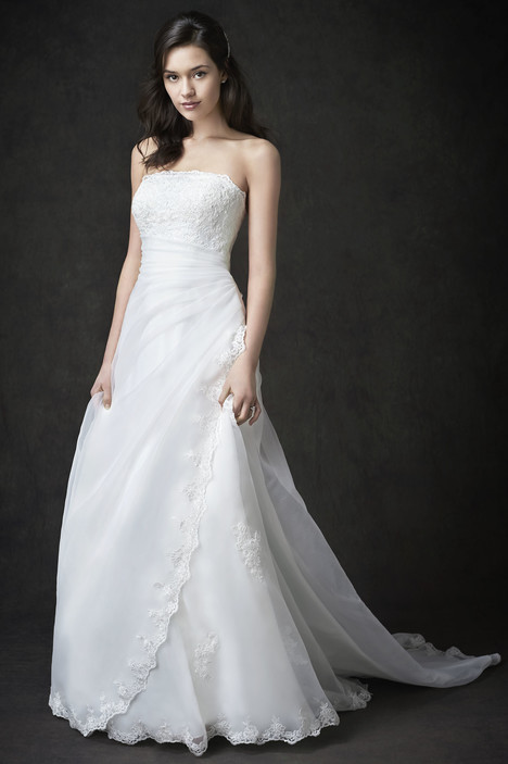 GA2288 gown from the 2017 Ella Rosa: Gallery collection, as seen on Bride.Canada